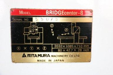 DOUBLE COLUMN KITAMURA BRIDGE CENTER 8-05