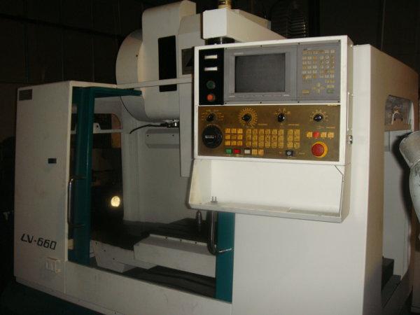 USED LITZ 660 VMC