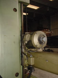 USED TOS HORIZONTAL BORER FOR SALE