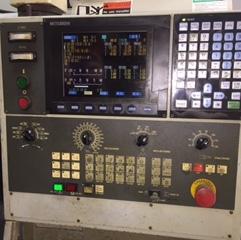 LITZ MV800 VERTICAL MACHINING CENTER 2
