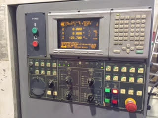 USED NUTRON VERTICAL MACHINING CENTER 1