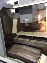 USED NUTRON VERTICAL MACHINING CENTER 2