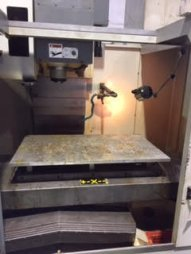 USED NUTRON VERTICAL MACHINING CENTER 3