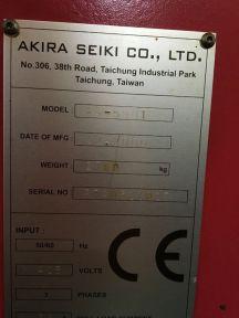 Akira seiki AS-500T CNC 02