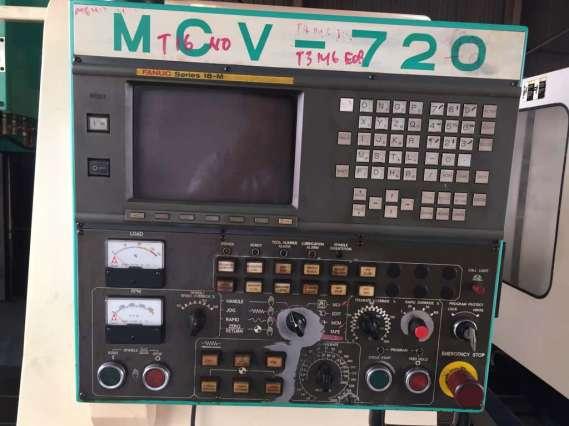 USED DAHLIH MCV 720 VMC 03