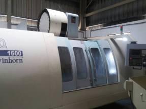 USED TWINHORN VQ1600 VMC 06