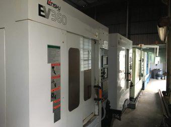 ENSHU CNC DRILL TAP MACHINING CENTER EV360 01