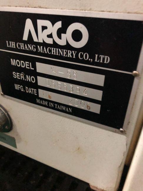USED ARGO A-56 VMC 3