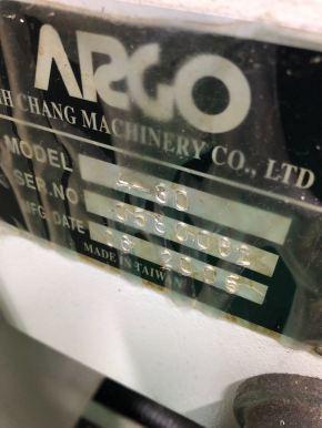 USED ARGO A-80 VMC 4