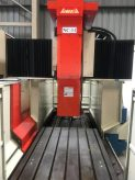 USED AWEA VP-2012 CNC DOUBLE COLUMN VERTICAL MACHINING CENTER 5