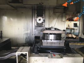 USED KITAMURA MYCENTER H630 CNC HORIZONTAL MACHINING CENTER 1