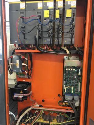 USED KITAMURA MYCENTER H630 CNC HORIZONTAL MACHINING CENTER 3