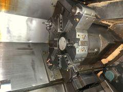 USED OKUMA HL20 CNC LATHE 1
