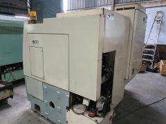 USED OKUMA HL20 CNC LATHE-1
