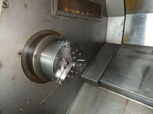 USED OKUMA HL20 CNC LATHE 3