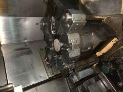USED OKUMA HL20 CNC LATHE-3