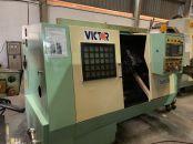 USED VICTOR VTURN20 CNC LATHE-1