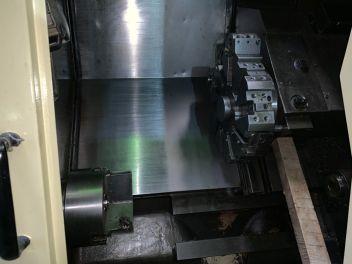USED VICTOR VTURN20 CNC LATHE-3