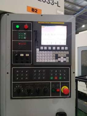 USED CHEVALIER QP2033-L VMC 1