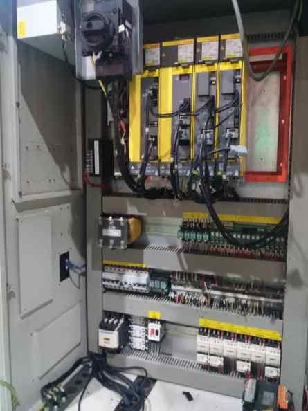 USED CHEVALIER QP2033-L VMC