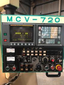 USED DAHLIH MCV 720 VMC 3