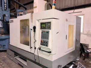 USED HARTFORD 1020A VERTICAL MACHINING CENTER 4