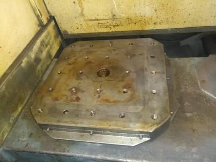 USED OKK PCH 500 HORIZONTAL MACHINING CENTER 7