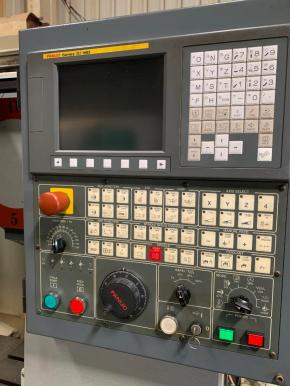 USED LEADWELL CNC DRILL TAP CENTER 5