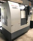 USED LEADWELL DRILL TAP CENTER 2