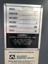 USED LEADWELL DRILL TAP CENTER 5
