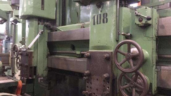 USED SCHIESS VERTICAL BORER 2