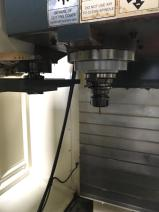 USED TRIDENT TR-60A VERTICAL MACHINING CENTER 3