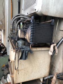 USED DOOSAN VM84 VERTICAL MACHINING CENTER 09