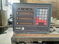 USED JUARISTI HORIZONTAL BORING MACHINE 9