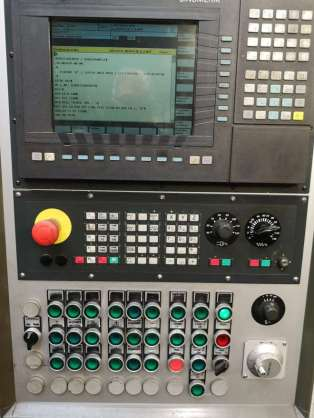 USED SCHARMANN HORIZONTAL BORING MACHINE 1