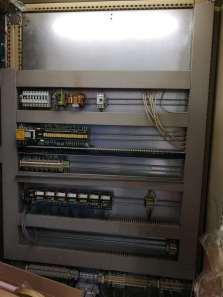USED SCHARMANN HORIZONTAL BORING MACHINE 10
