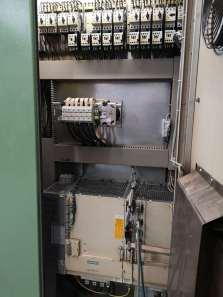 USED SCHARMANN HORIZONTAL BORING MACHINE 8