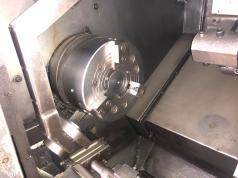 USED TAKISAWA EX310 CNC TURNING CENTER 6