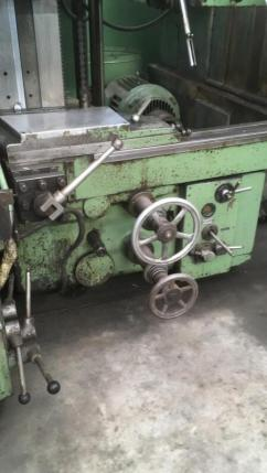 USED SCHIESS VERTICAL TURNING LATHE 5