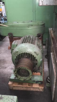USED SCHIESS VERTICAL TURNING LATHE 6