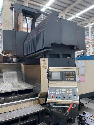 USED HARTFORD PRO 2150 VERTICAL MACHINING CENTER 6