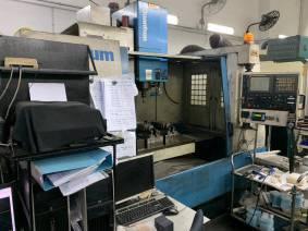 USED KASUGA Q1000 VERTICAL MACHINING CENTER 1